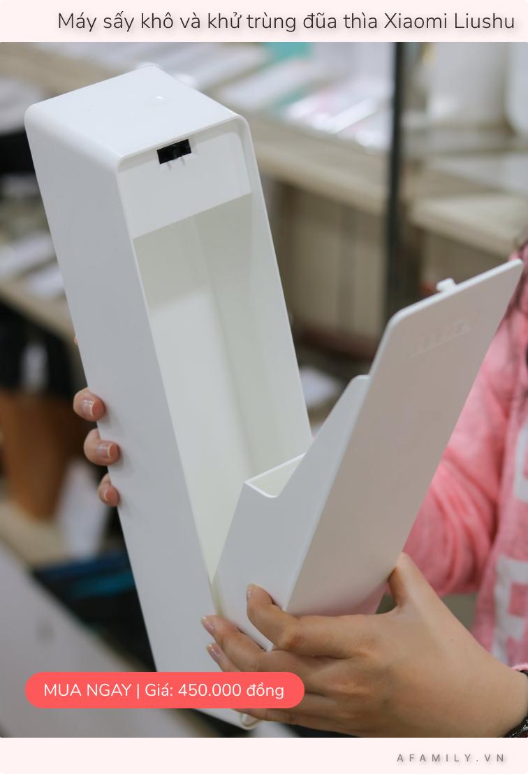 Đầu tư 450K tôi mua máy sấy khử trùng vi khuẩn đũa thìa Xiaomi để xem ngoài đẹp ra có đáp ứng được nguyện vọng  - Ảnh 13.