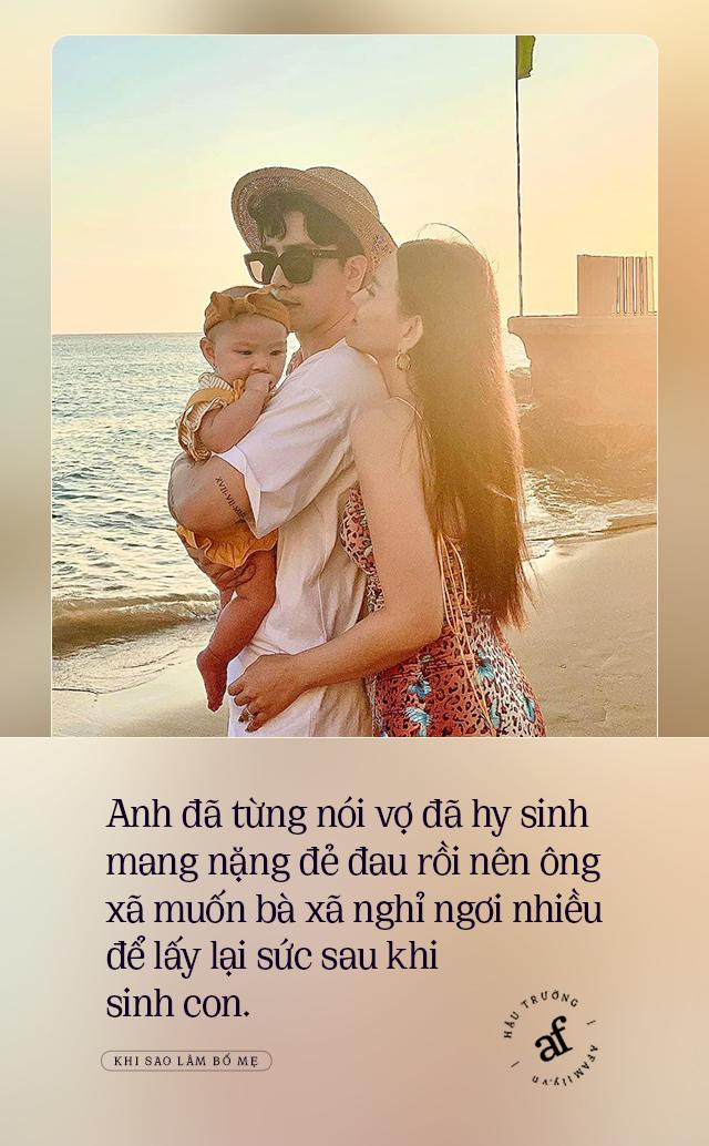 Thu Thủy tiết lộ về cuộc sống khi lấy chồng kém tuổi: Được yêu chiều hết mực nhưng xúc động nhất là câu nói khi vợ sinh con - Ảnh 3.