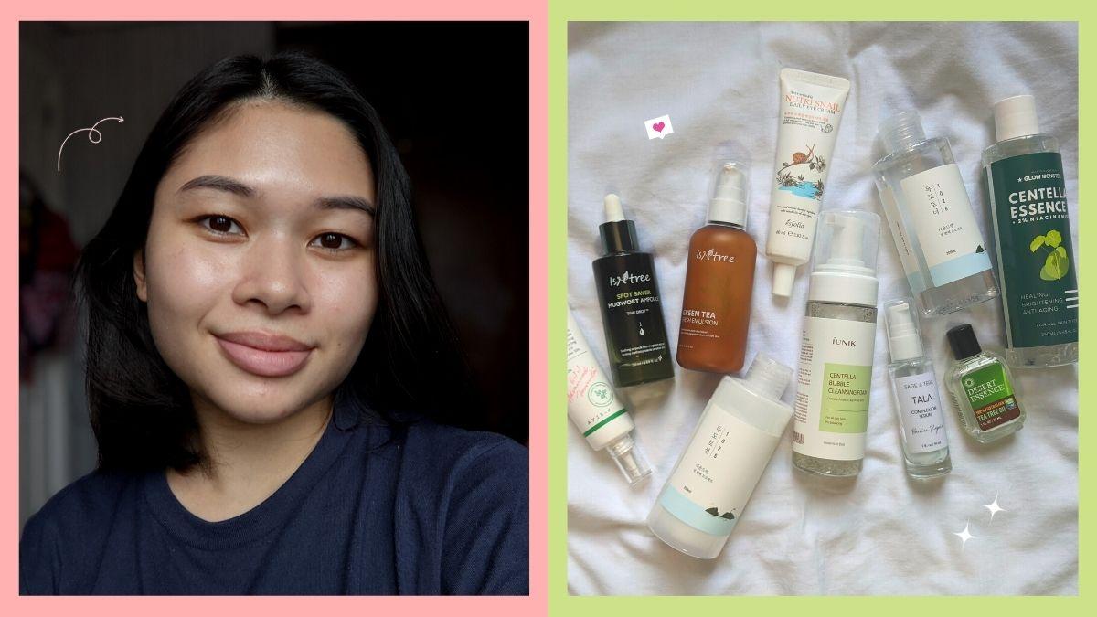 Từng chịu trận với da dầu bết dính cực kỳ khó chịu, cô nàng tì ra 7 sản phẩm  - Ảnh 2.