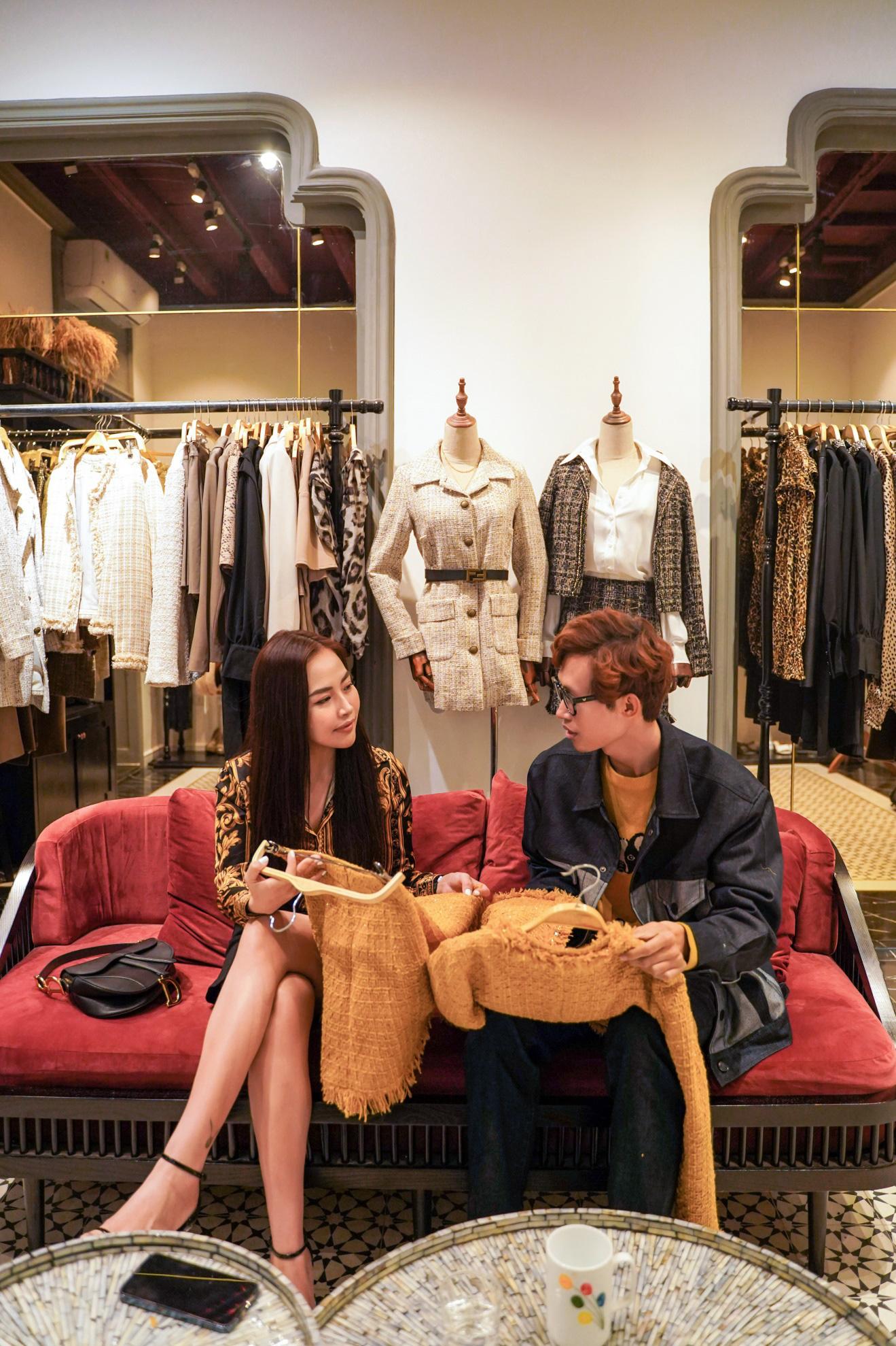 Stylist Khúc Mạnh Quân chia sẻ cách mua sắm thông thái cùng Personal Shopper - Ảnh 2.