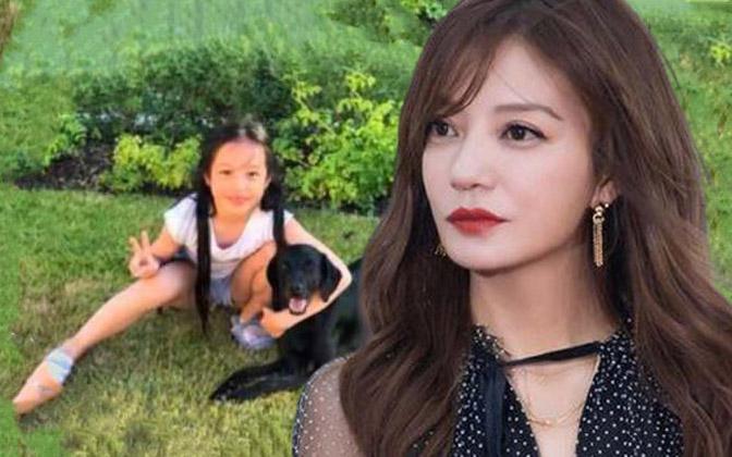 """Con gái Triệu Vy xinh đẹp ngỡ ngàng ở tuổi 11, nhưng nhìn 1 chi tiết, dân tình ngơ ngác hỏi nhau: Con của """"Én nhỏ"""" đây á?"""