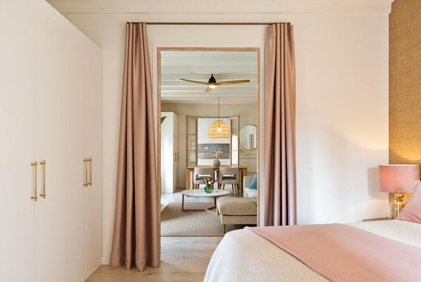Căn hộ 49m² đẹp sang trọng, ngọt ngào với màu sắc và nội thất thanh lịch - Ảnh 7.