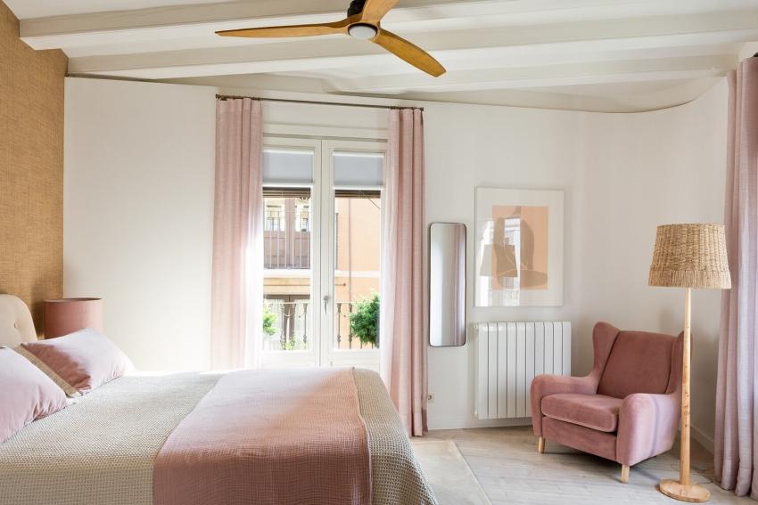 Căn hộ 49m² đẹp sang trọng, ngọt ngào với màu sắc và nội thất thanh lịch - Ảnh 5.