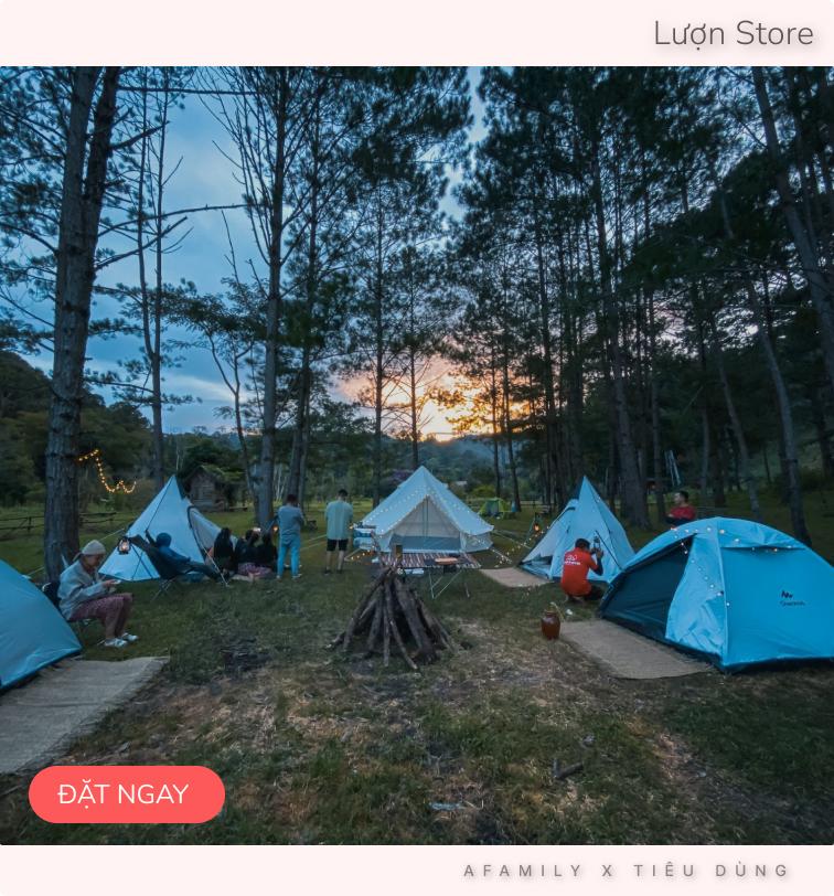 Khỏi tìm kiếm đâu xa đây là 6 địa chỉ từ Hà Nội vào Sài Gòn cho bạn thuê từ A đến Z đồ đi Camping dịp lễ 30/4 này - Ảnh 2.