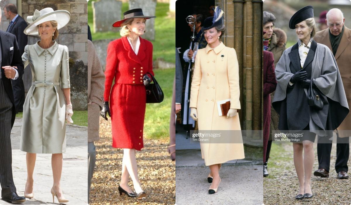 Người phụ nữ thầm lặng trong lễ tang Hoàng tế Philip: Bạn tâm giao kém 32 tuổi của người quá cố, đẹp hơn cả Nữ hoàng Anh và Kate Middleton  - Ảnh 11.