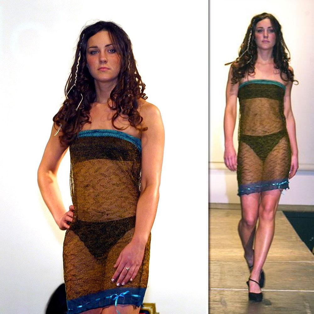 """Hé lộ bộ váy mà Kate Middleton từng mặc 20 năm trước khiến Hoàng tử William """"chết đứ đừ"""": Không phải váy áo thanh lịch, mà là thiết kế xuyên xấu sexy giá chỉ 900k - Ảnh 2."""
