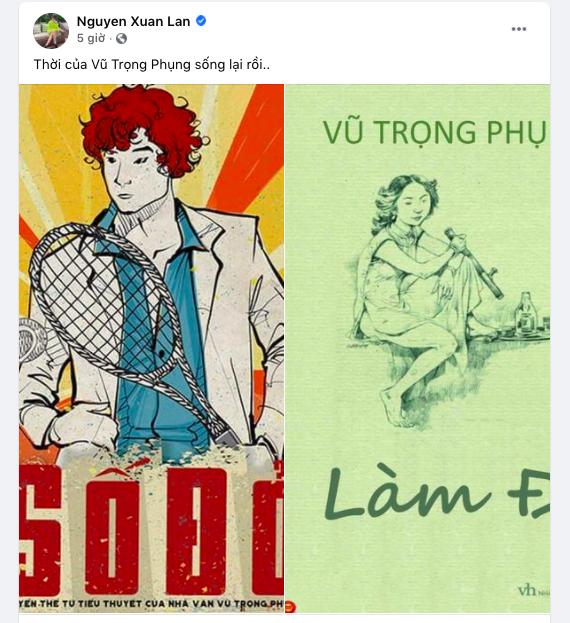 """Sau Cao Thái Sơn, Nathan Lee tuyên bố """"bóc phốt"""" Xuân Lan: Bẩn tính nhất showbiz Việt, từng tìm người doạ đánh  - Ảnh 1."""