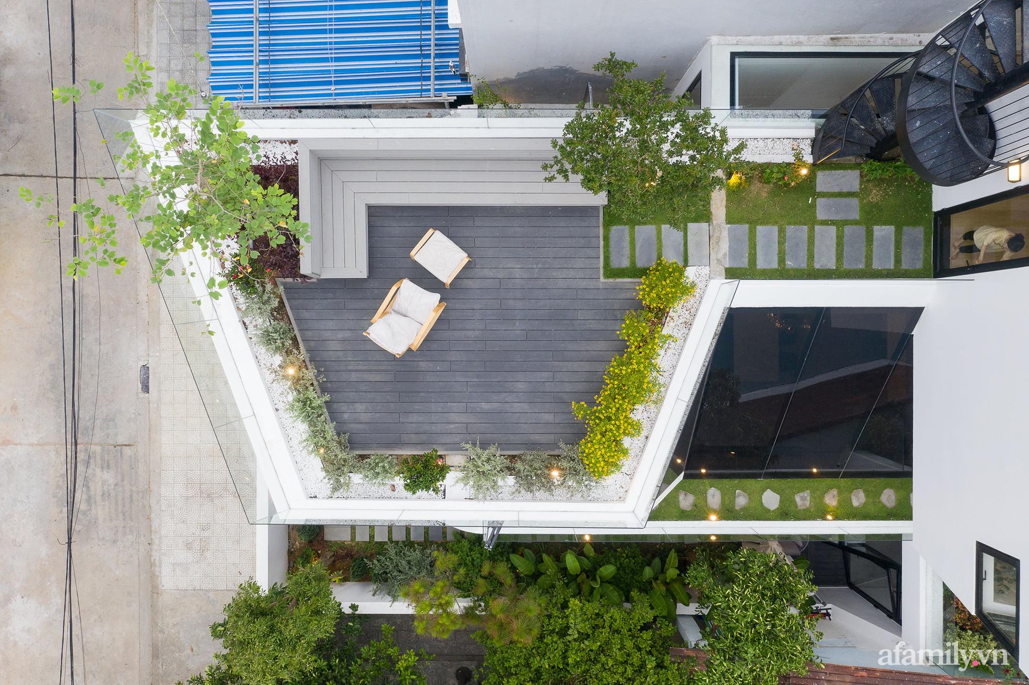 Nhà phố độc lạ được thiết kế lấy cảm hứng từ phi thuyền ở Đà Nẵng - Ảnh 28.