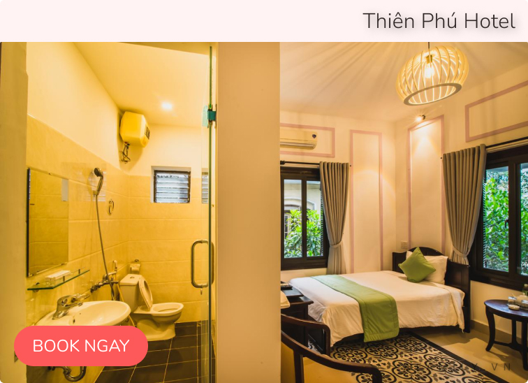 Book phòng giúp bạn dịp 30/4 ở Huế: 5 khách sạn view ổn, gần trung tâm mà giá chỉ dưới 400 nghìn/đêm - Ảnh 5.