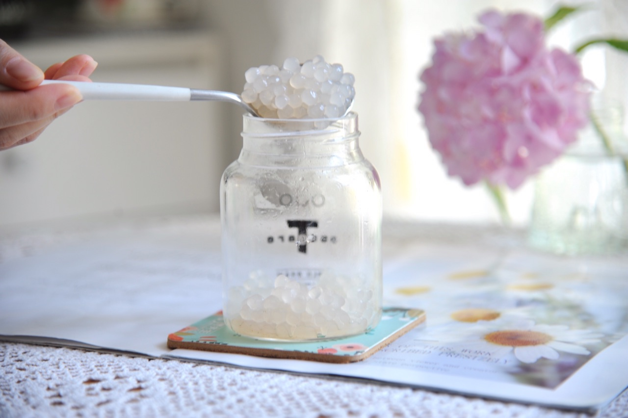 Trà sữa đá vị dừa mát lạnh tỉnh táo ngày hè - Ảnh 6.