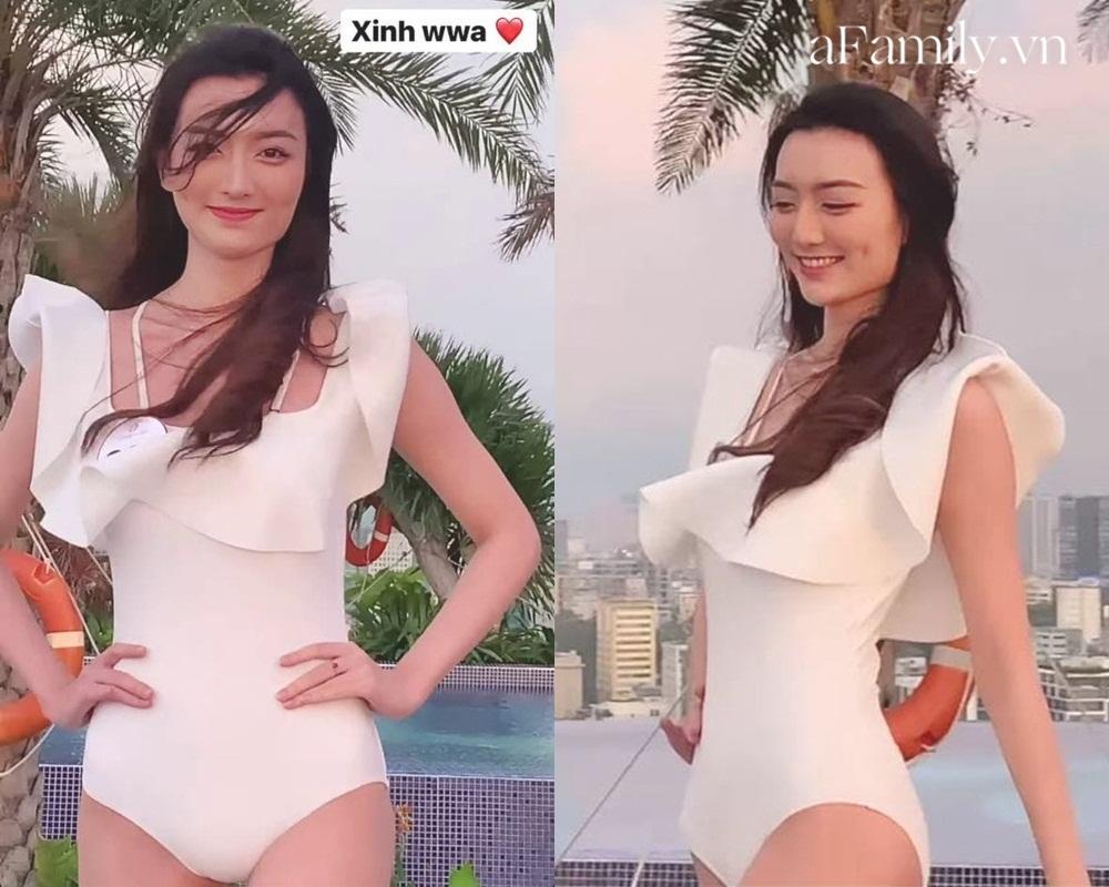 """Dàn thí sinh dự tuyển Venus diện bikini cực gắt, """"nữ hoàng nội y"""" Ngọc Trinh đã bị giật luôn spotlight - Ảnh 3."""