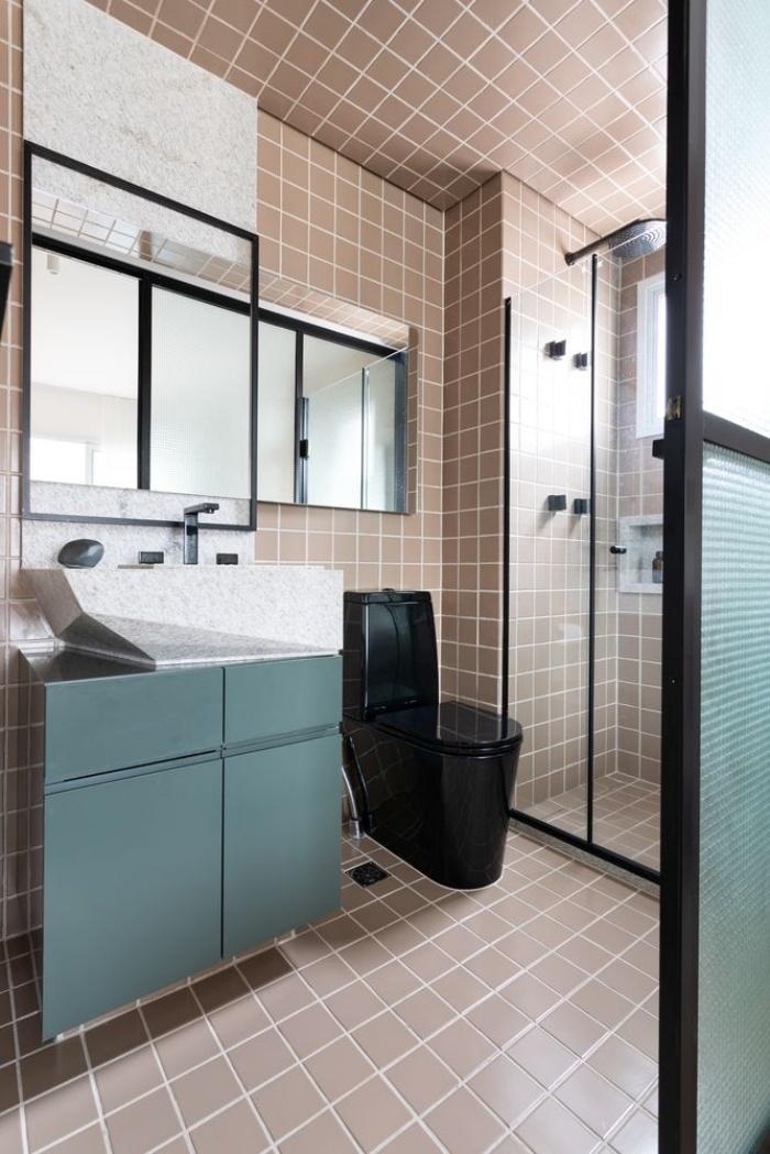 Căn hộ 45m² tạo bất ngờ với thiết kế không tường ngăn cách - Ảnh 8.