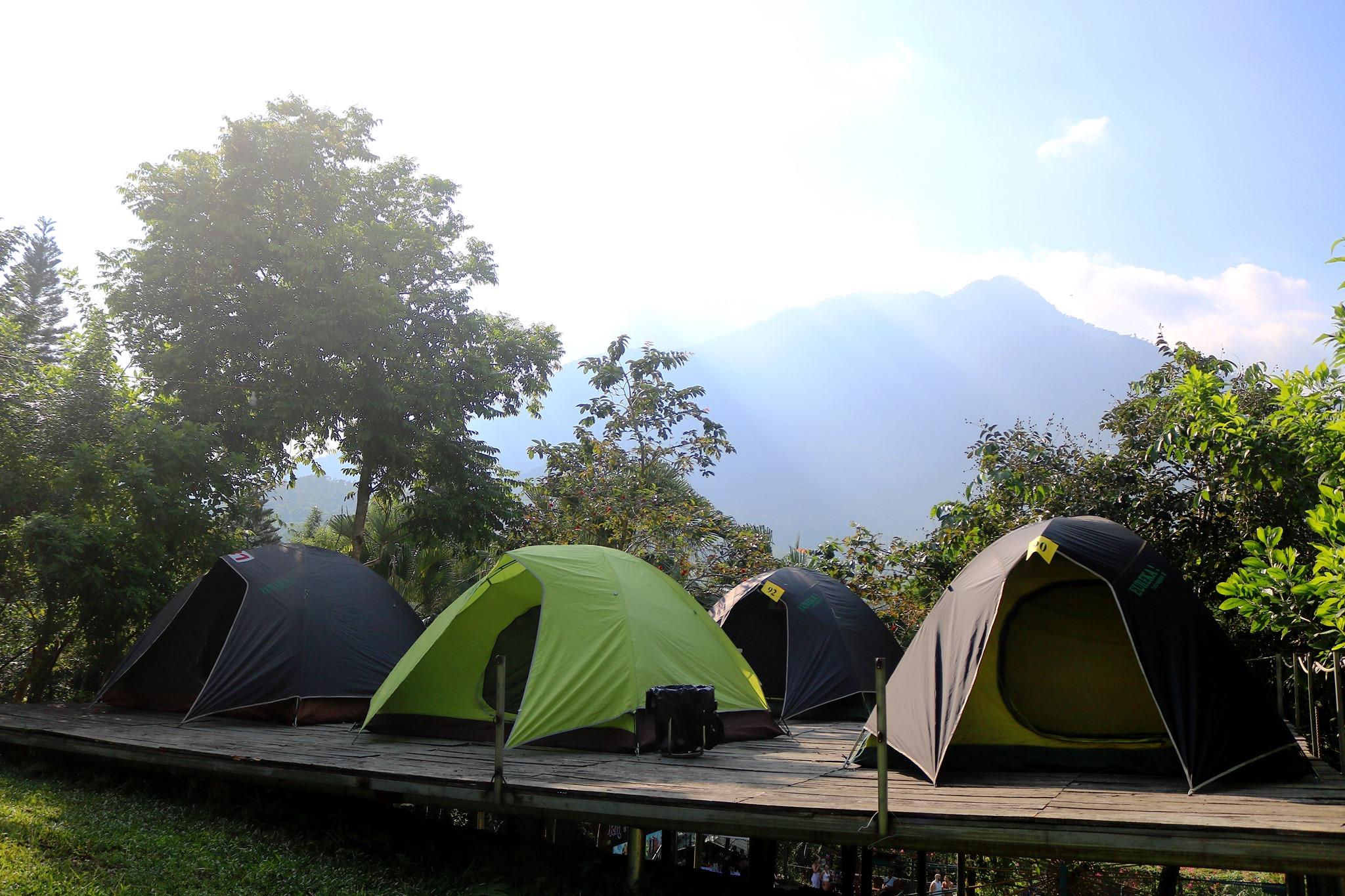 Hà Nội: Mách 3 địa điểm cắm trại cực nổi có dịch vụ trọn gói 2N1Đ cho gia đình 4 người, giá không quá 2 triệu đồng  - Ảnh 2.