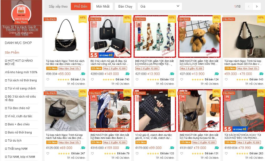 4 shop bán túi cắp nách chỉ từ 30k trên Shopee: Giá rẻ nhưng chất lượng cao, nhận được cả nghìn review tốt - Ảnh 7.