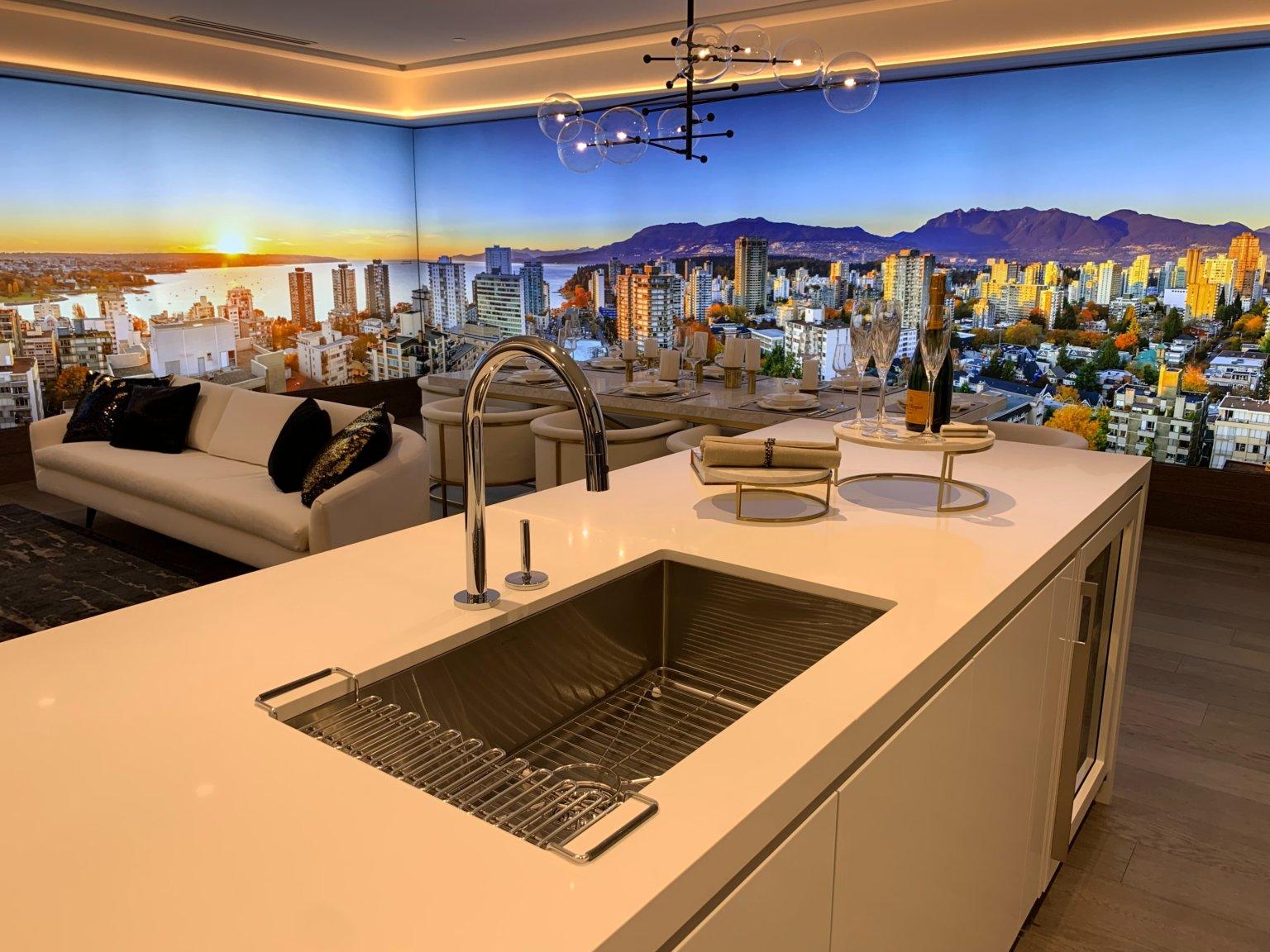 Căn bếp cá tính và cuốn hút nhờ decor tường ấn tượng - Ảnh 5.