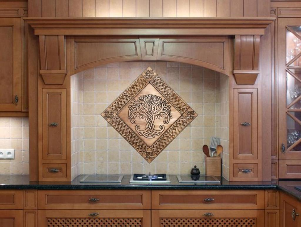 Căn bếp cá tính và cuốn hút nhờ decor tường ấn tượng - Ảnh 6.