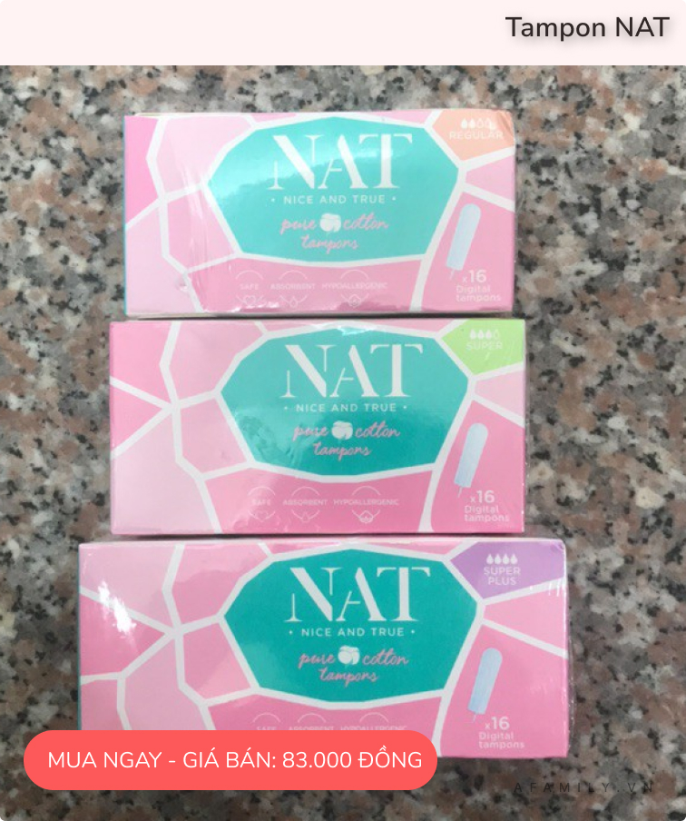 """""""Kinh"""" qua tới 7 loại tampon khác nhau, cô gái Hà Nội chia sẻ ưu và nhược điểm từng loại cho chị em """"lần đầu"""" biết mà chọn - Ảnh 13."""