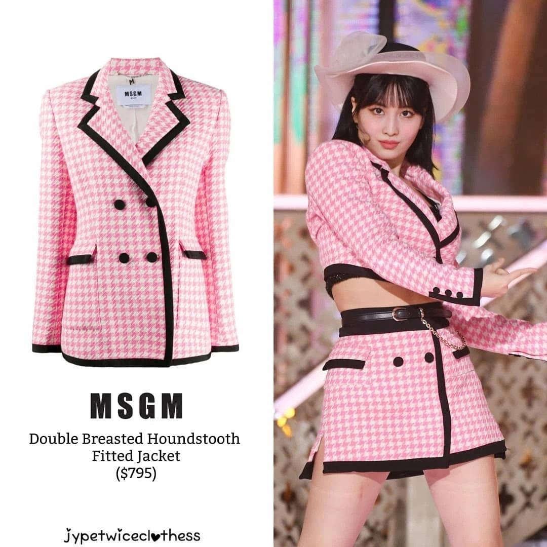 Stylist của Twice xuất sắc bất ngờ, có màn biến tấu cực đỉnh khi Dahyun diện kiểu áo na ná Jessica - Ảnh 9.
