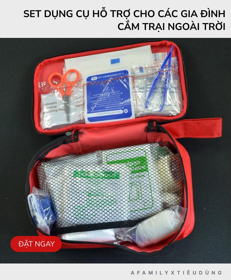 Lên kế hoạch dùng 1 triệu cho gia đình 3 người chi tiêu và thuê đồ cho chuyến camping trong ngày tại Hà Nội - Ảnh 11.