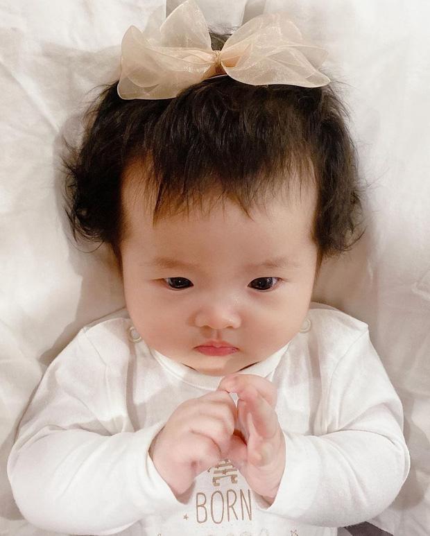 Tranh thủ Đông Nhi vắng nhà, Ông Cao Thắng lén trổ tài làm stylist cho con nhưng kết quả nhìn mà hờn thay Winnie! - Ảnh 5.