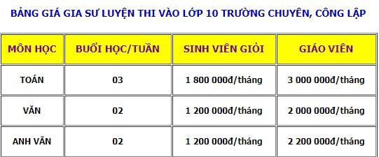 Cuộc đua giành vé vào lớp 10 công lập: Phụ huynh Hà Nội sẵn sàng chi tiền triệu cho 1 buổi học, học sinh TP. HCM tăng tốc luyện thi tiếng Anh vì quy định tính điểm mới - Ảnh 5.