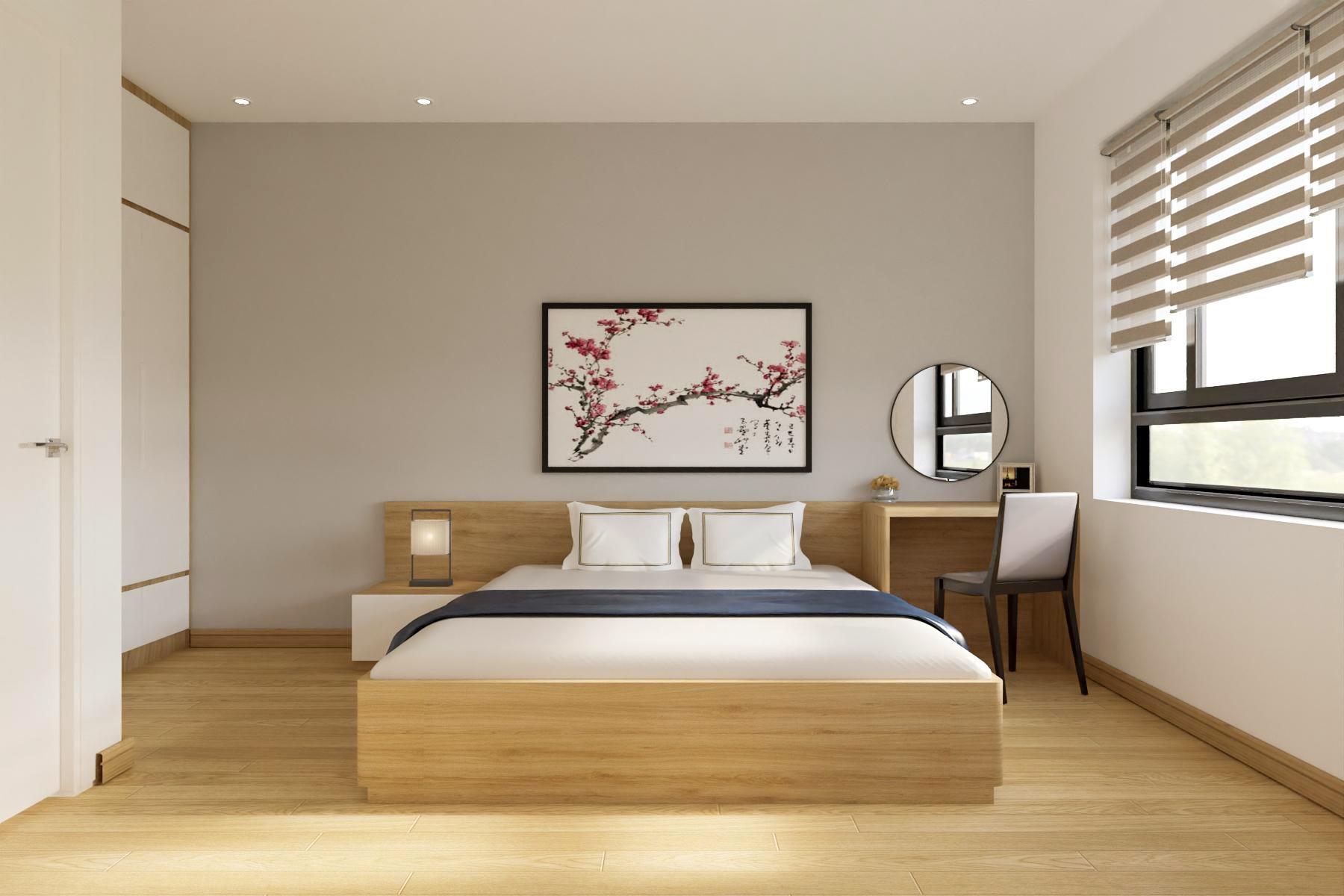 Kiến trúc sư tư vấn thiết kế nhà cấp 4 ở quê diện tích 500m² với chi phí 210 triệu đồng - Ảnh 13.