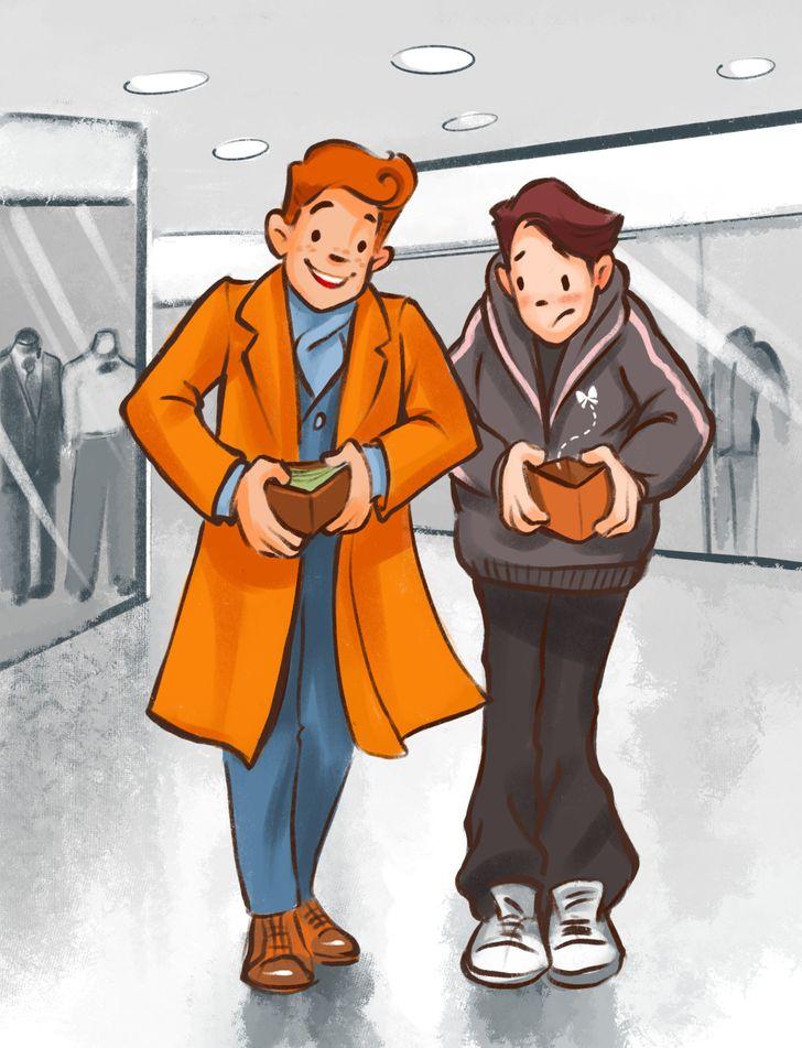 10 sai lầm về tiền bạc mà ai cũng mắc phải khi còn trẻ đến khi ân hận thì đã quá muộn - Ảnh 1.