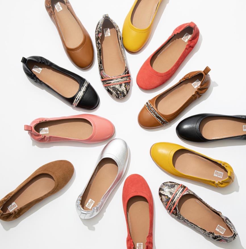Đón Hè năng động với BST giày sneakers và giày búp bê từ FitFlop - Ảnh 2.