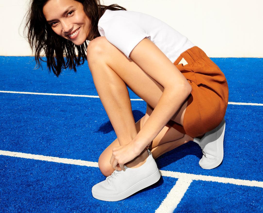 Đón Hè năng động với BST giày sneakers và giày búp bê từ FitFlop - Ảnh 3.