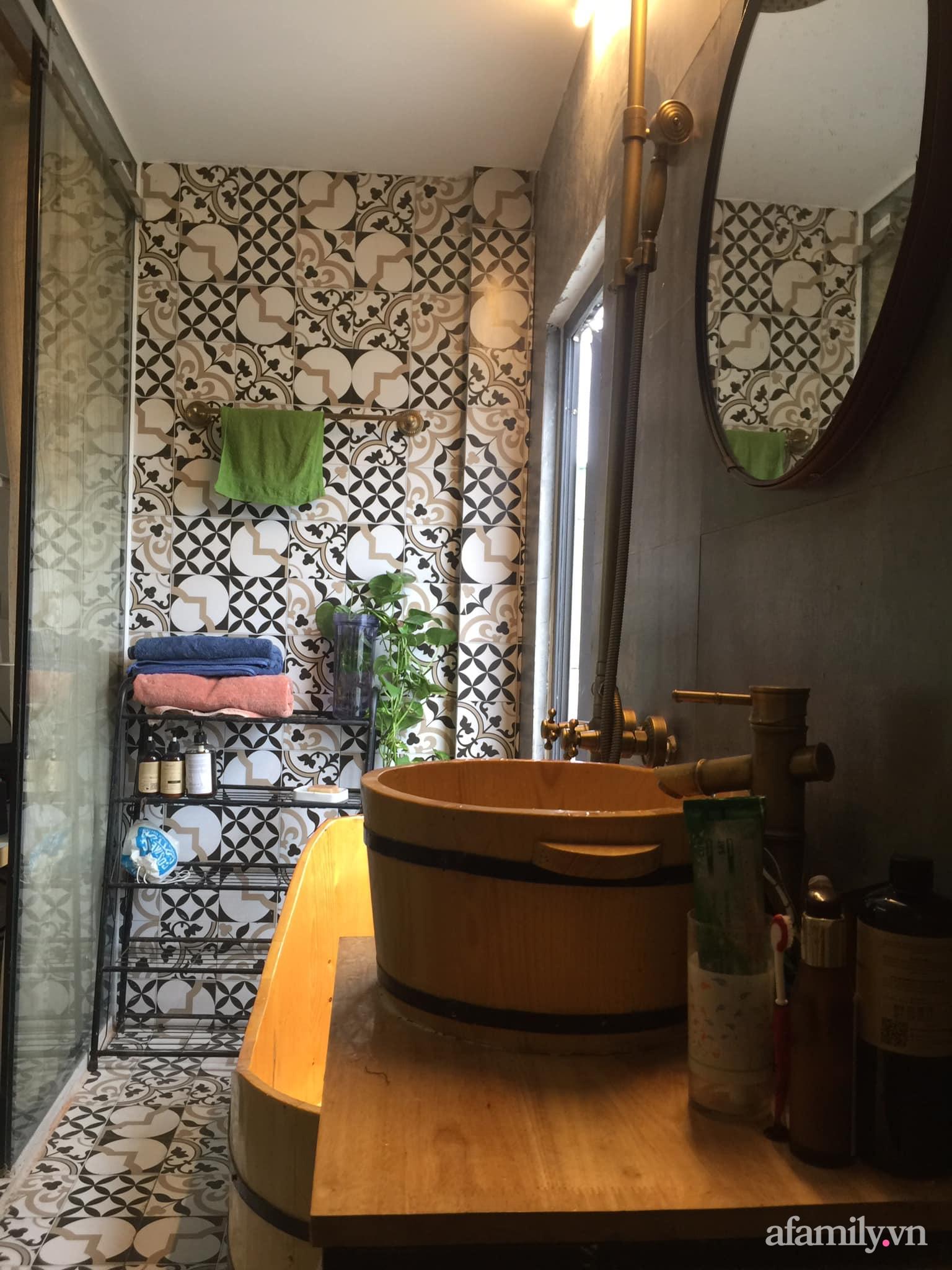 Chán cảnh thuê nhà, vợ chồng trẻ tích cóp tiền cải tạo nhà phố 20m² thành tổ ấm lý tưởng ở Hà Nội - Ảnh 15.