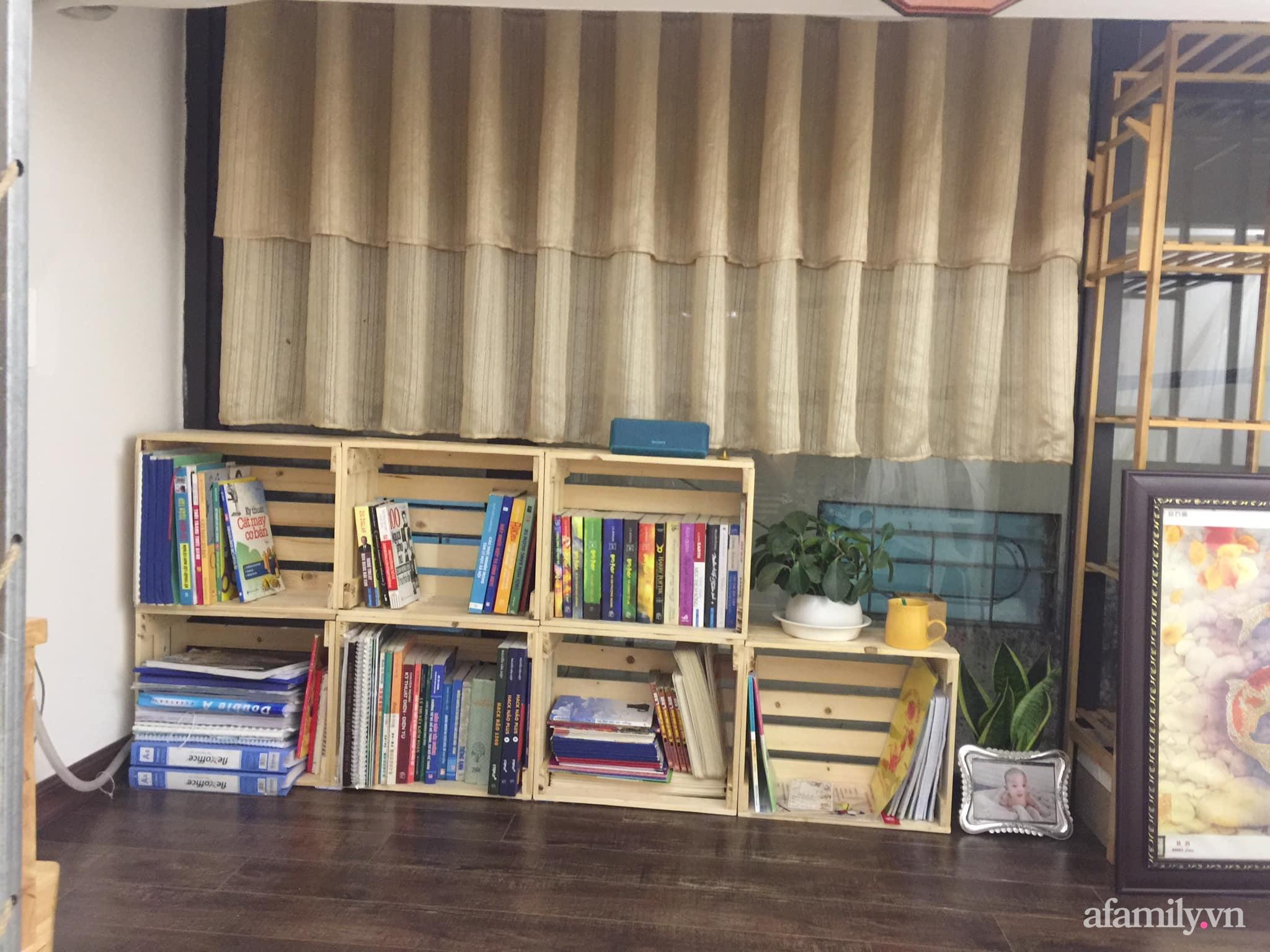 Chán cảnh thuê nhà, vợ chồng trẻ tích cóp tiền cải tạo nhà phố 20m² thành tổ ấm lý tưởng ở Hà Nội - Ảnh 7.