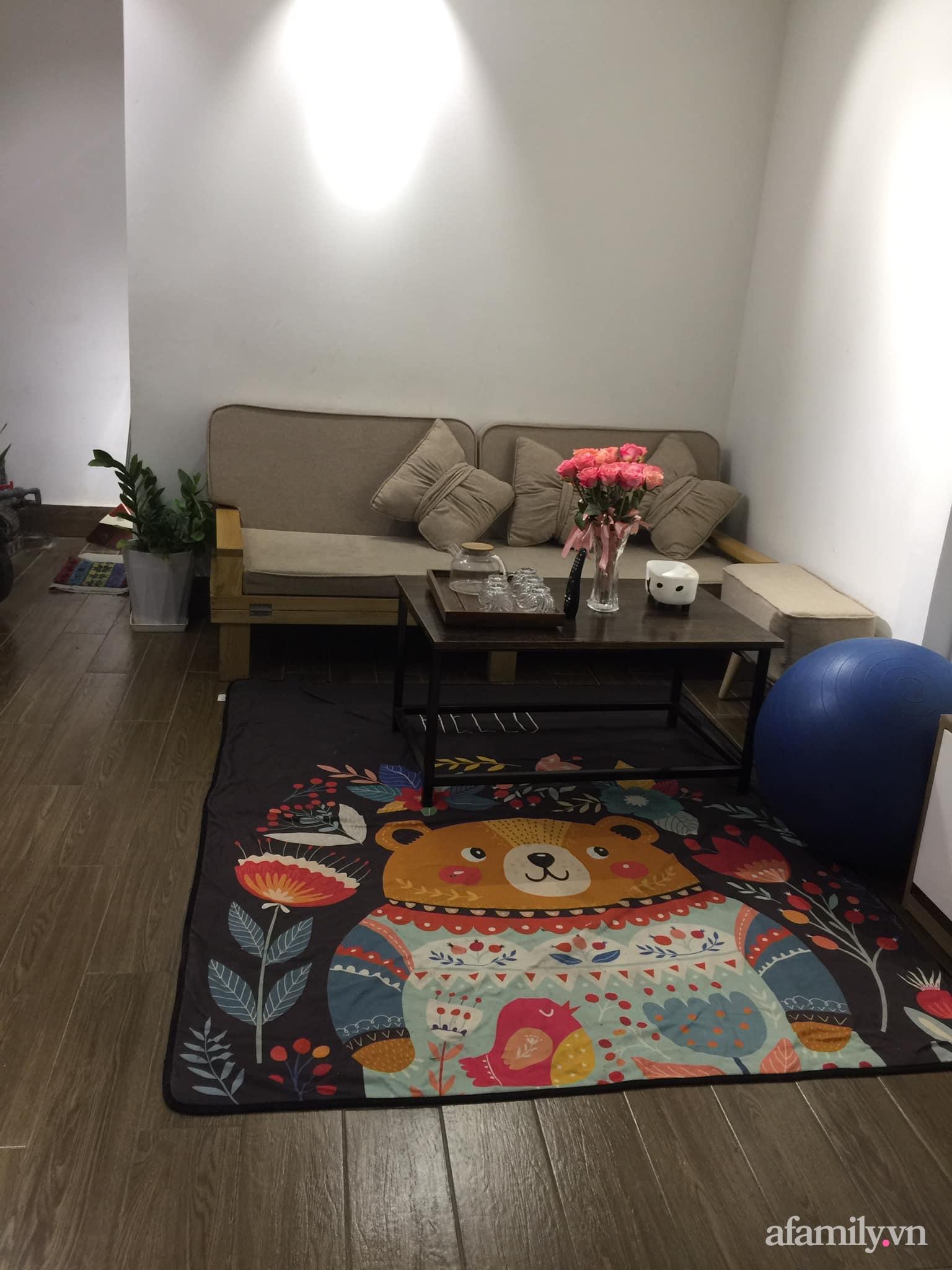 Chán cảnh thuê nhà, vợ chồng trẻ tích cóp tiền cải tạo nhà phố 20m² thành tổ ấm lý tưởng ở Hà Nội - Ảnh 2.