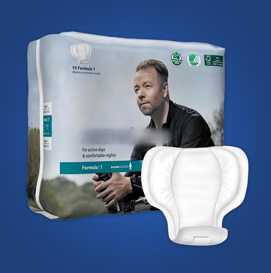 """Băng vệ sinh giờ còn có loại dành cho… nam: Giá từ 90K/gói, được quảng cáo là """"cho ngày năng động và đêm dài thoải mái"""" - Ảnh 1."""