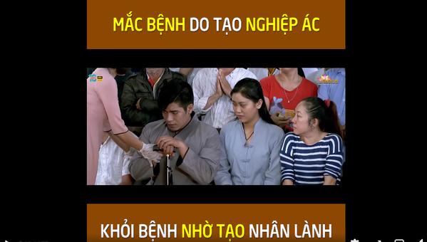 Hứa Minh Đạt hé lộ đoạn hội thoại với nam diễn viên trong clip Võ Hoàng Yên trị bệnh: Chị Ánh vẫn im lặng, người ta gọi em là thằng lừa đảo - Ảnh 5.