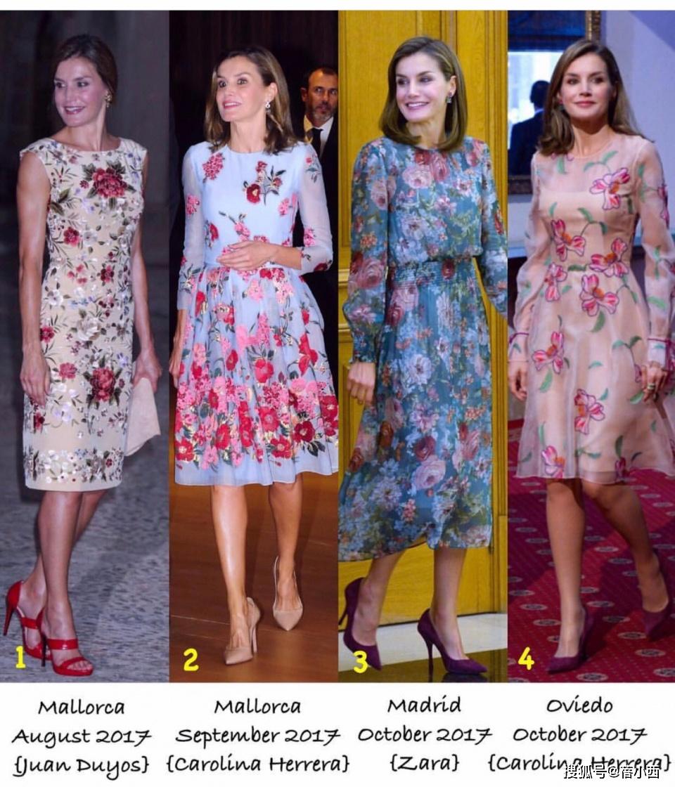Nữ hoàng Tây Ban Nha 48 tuổi vẫn mê váy hoa, và đây là những tip quan trọng có thể học được từ bà - Ảnh 1.