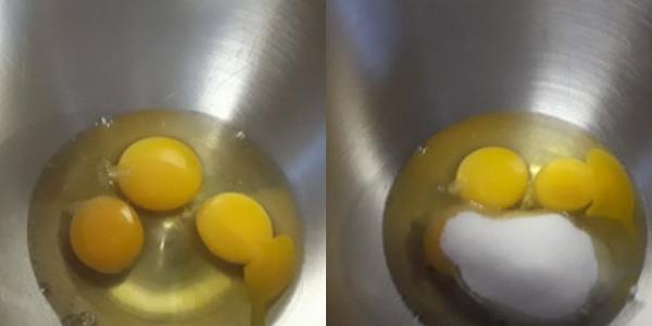 Không cần lò nướng với 4 nguyên liệu bạn có thể làm bánh bông lan lá dứa bất bại - Ảnh 5.