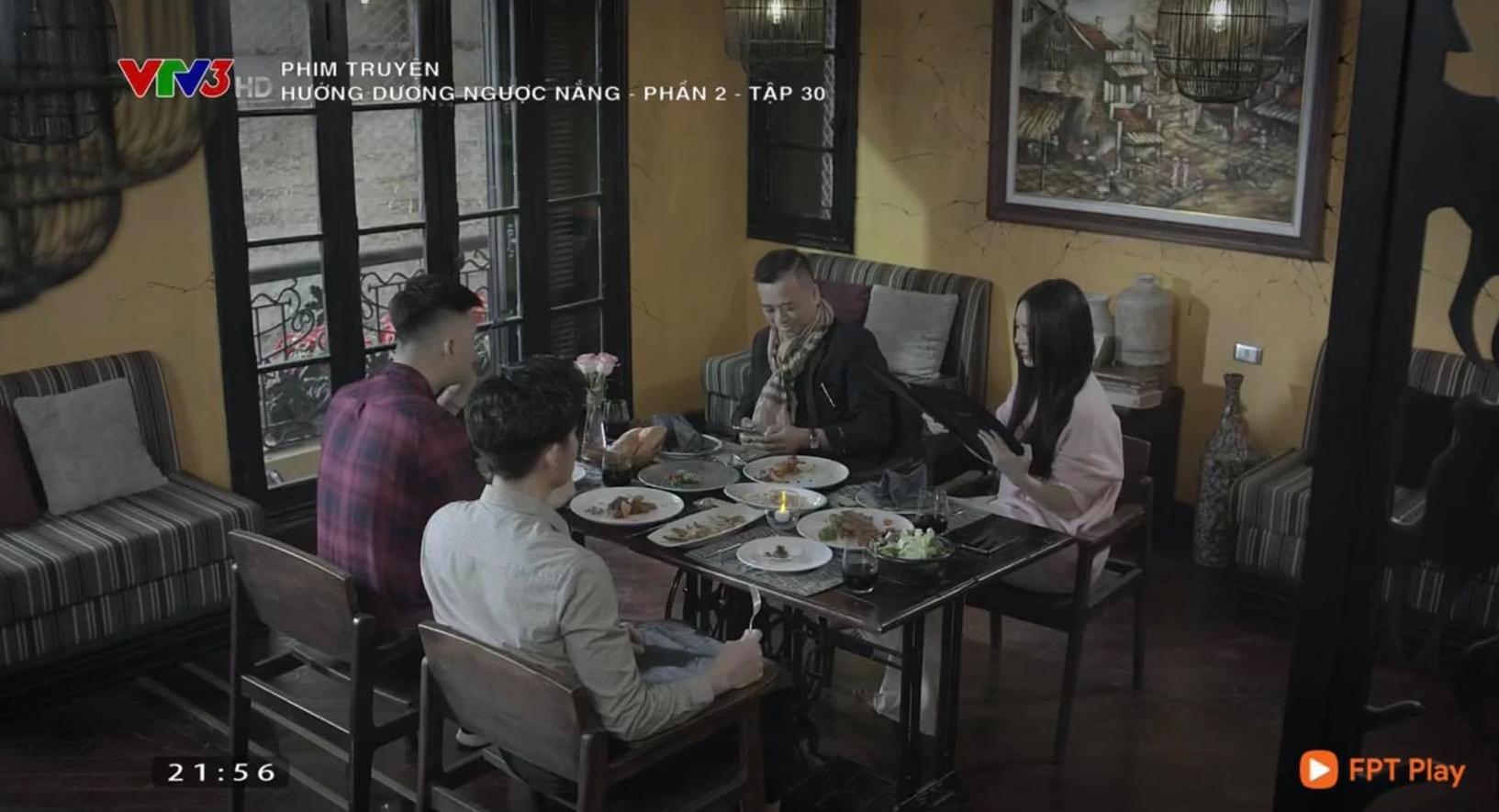 Hướng dương ngược nắng: Ngã ngửa với mối quan hệ giữa ông chủ quán cafe và  Minh, thậm chí cả Kiên cũng có dính líu