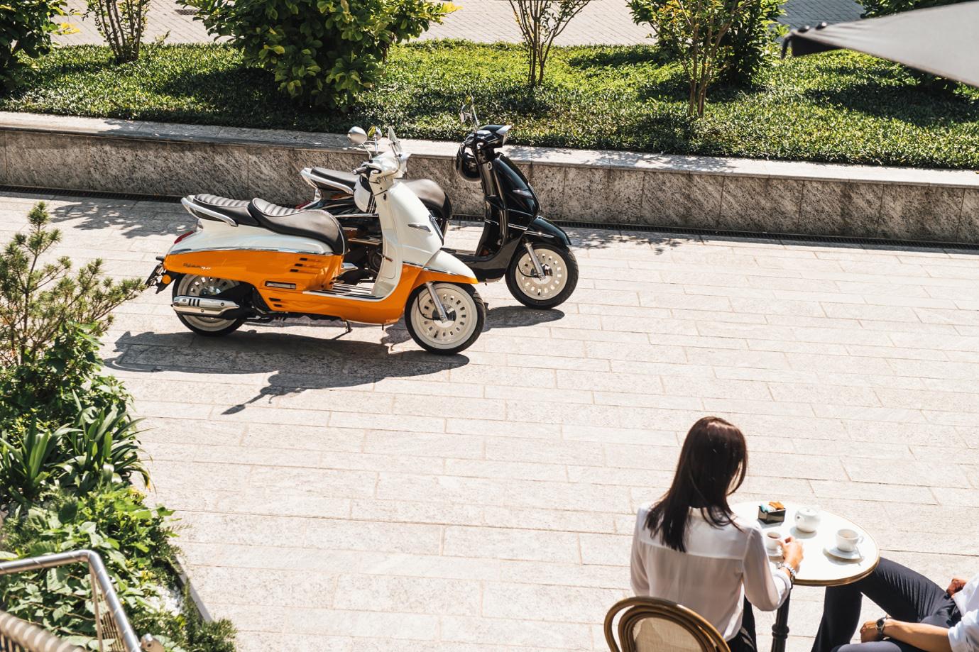 Peugeot Django - Xe Pháp thời thượng cho giới trẻ lượn phố - Ảnh 3.