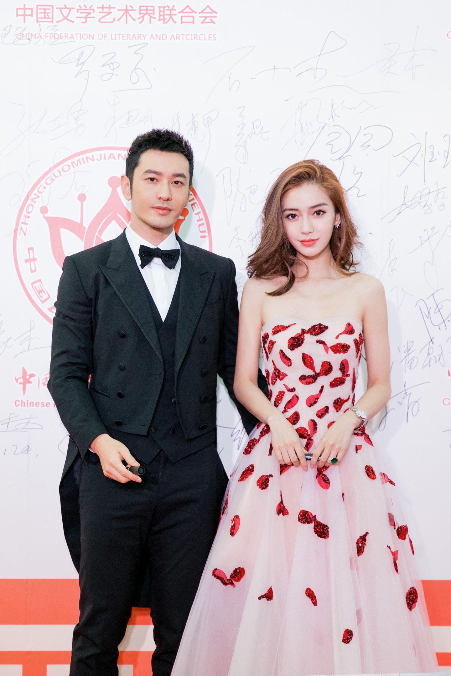 """Đập tan tin đồn ly hôn, Angela Baby - Huỳnh Hiểu Minh khiến antifan phải """"câm nín"""" khi liên tục diện đồ đôi khoe tình cảm - Ảnh 8."""