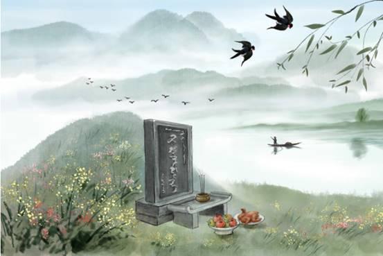 Tết Thanh Minh truyền thống Trung Quốc: Có nhiều điều cấm kỵ, nhưng 4 điều này nhất định không được làm, nếu như không muốn gặp phiền phức lớn - Ảnh 2.