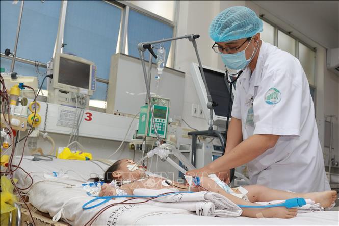 TP Hồ Chí Minh: Gia tăng bệnh nhi mắc tay chân miệng, nhiều ca bệnh nặng - Ảnh 1.