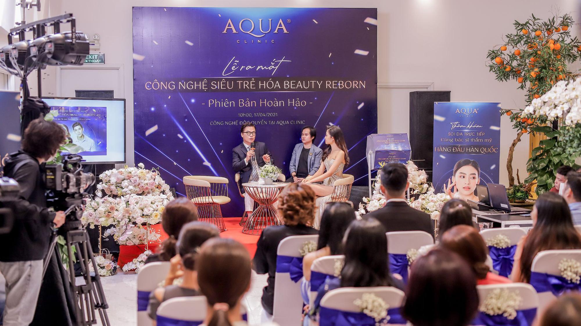 Tìm hiểu công nghệ siêu trẻ hoá Beauty Reborn tại Aqua Clinic - Ảnh 1.