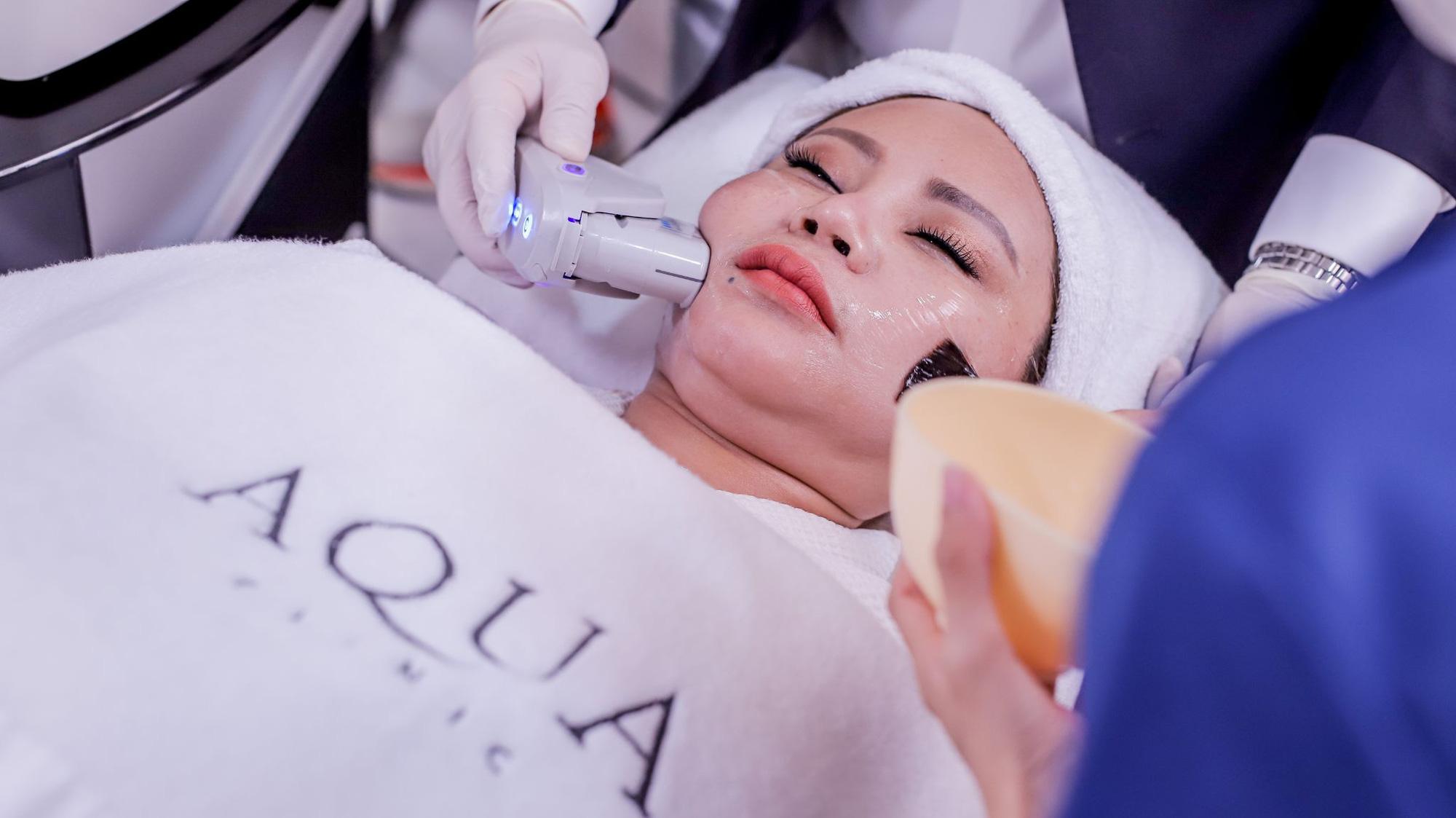 Tìm hiểu công nghệ siêu trẻ hoá Beauty Reborn tại Aqua Clinic - Ảnh 2.
