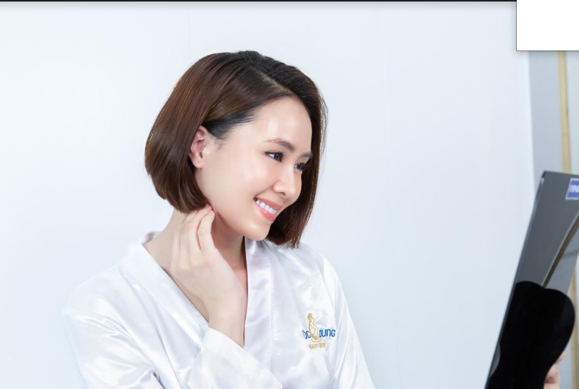 Công nghệ làm đẹp đặc biệt chinh phục diễn viên Lê Khanh và Hồng Diễm - Ảnh 1.
