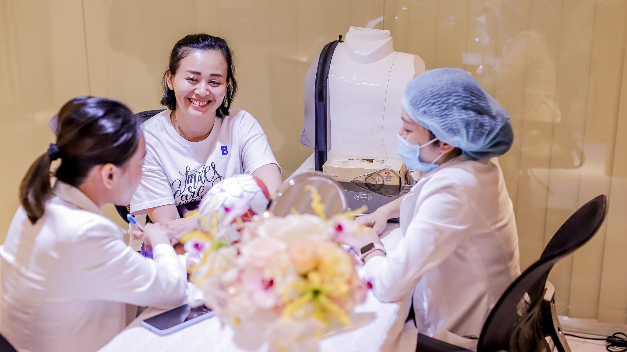 Tìm hiểu công nghệ siêu trẻ hoá Beauty Reborn tại Aqua Clinic - Ảnh 3.