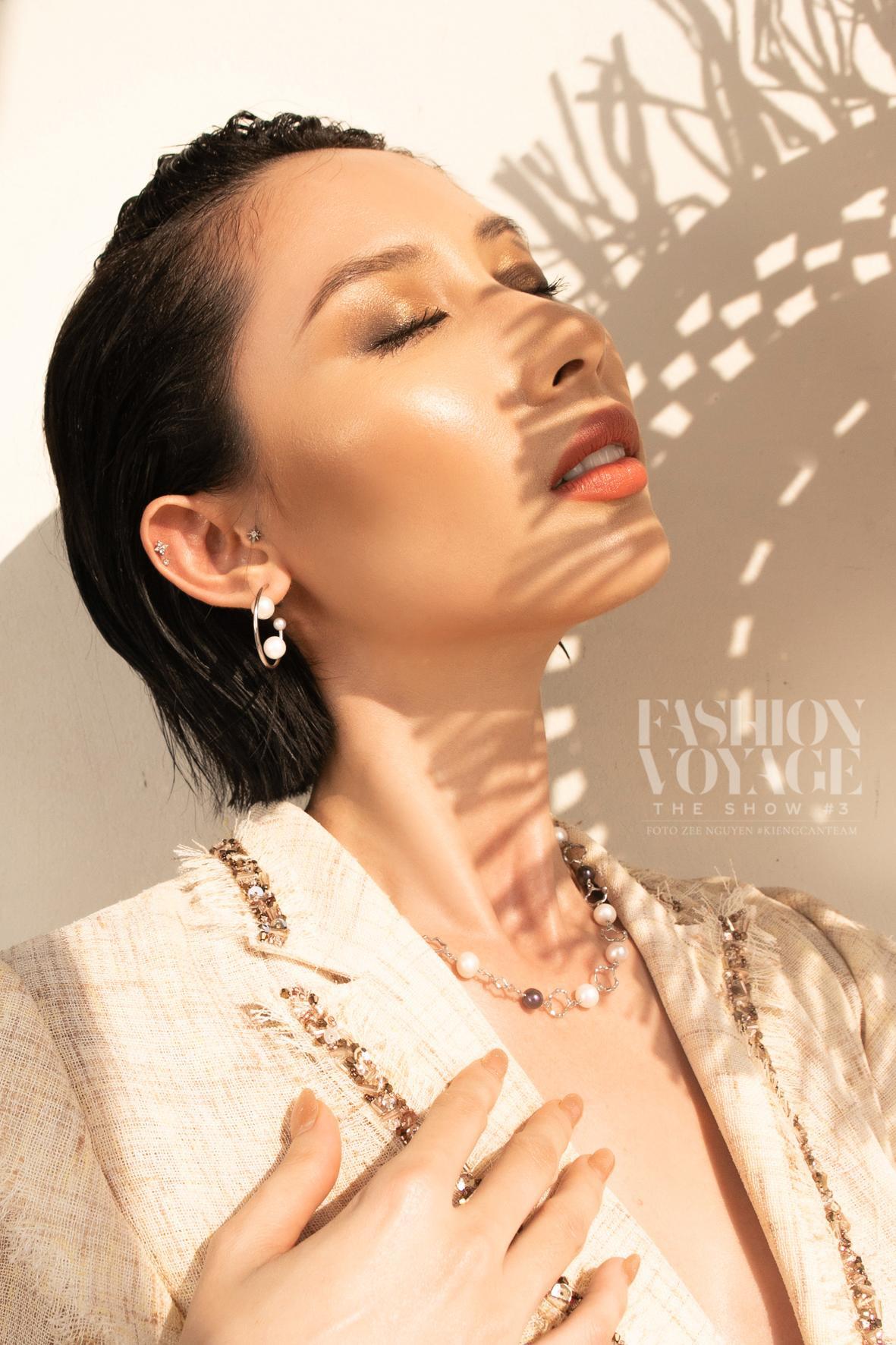Nhật ký chăm sóc da của người mẫu Fashion Voyage - Ảnh 5.