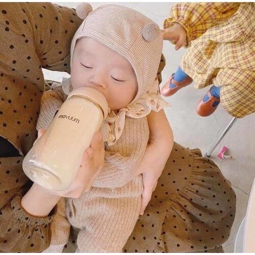 Mẹ bỉm mua gì: 3 hãng bình sữa Hàn Quốc được mẹ Việt ưa chuộng nhất hiện nay - Ảnh 3.