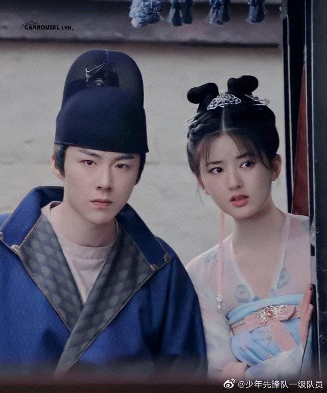 Trường Ca Hành: Hết Địch Lệ Nhiệt Ba đến Triệu Lộ Tư bị chê cười, netizen mắng công chúa mà mặc như người hầu - Ảnh 4.