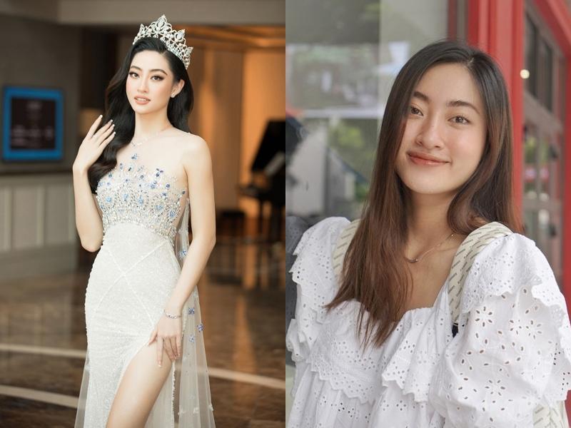 Bộ đôi Hoa hậu Lương Thùy Linh và Đỗ Hà đều dành ngày cuối tuần làm việc này, bảo sao ngoài đời được khen học giỏi - Ảnh 3.