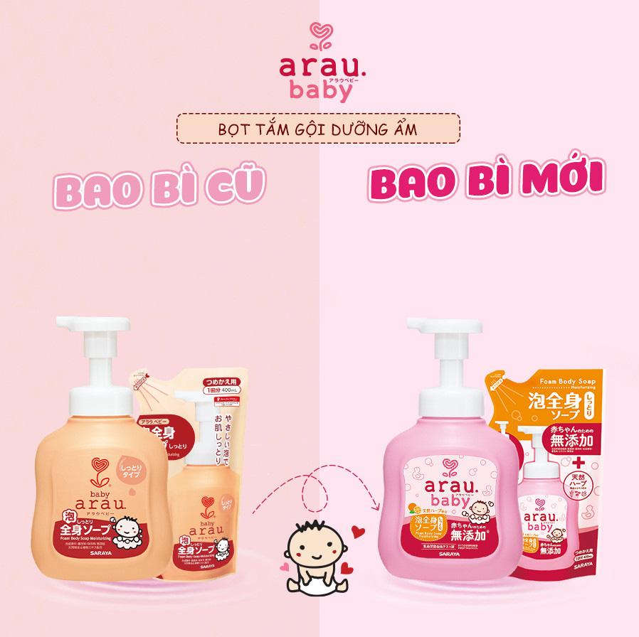 Arau Baby - thương hiệu chăm sóc bé cao cấp đến từ Nhật Bản ra mắt diện mạo mới - Ảnh 6.